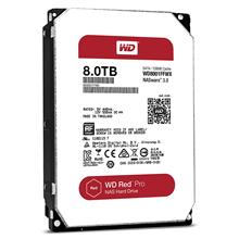 Western Digital WD8001FFWX Red Pro 8TB 128MB Cache NAS Internal Hard Drive